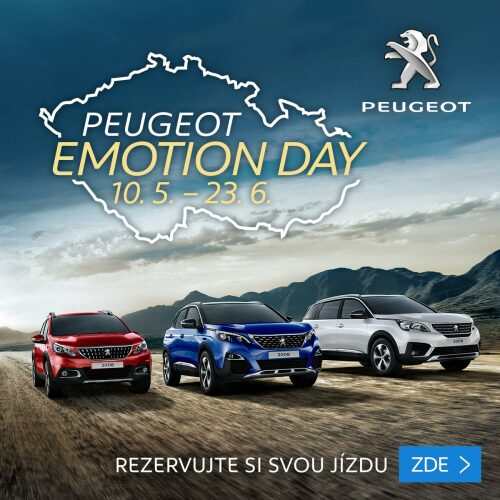 Peugeot emotion day 2019